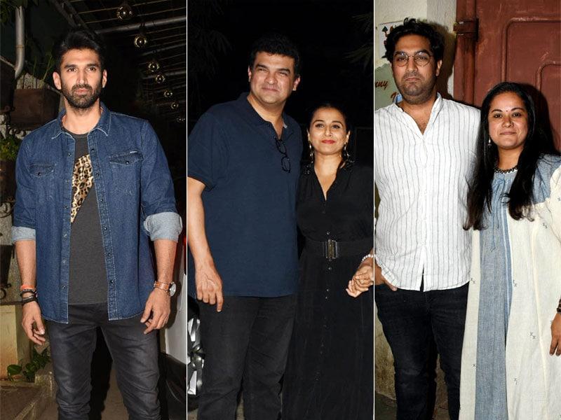 Aditya Roy Kapur S Malang Fam Jam Disha Patani Attended Anil Kapoor Didn T