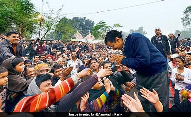 Election Results Live Updates:  'Thank You So Much Sir,' Replies Arvind Kejriwal To PM