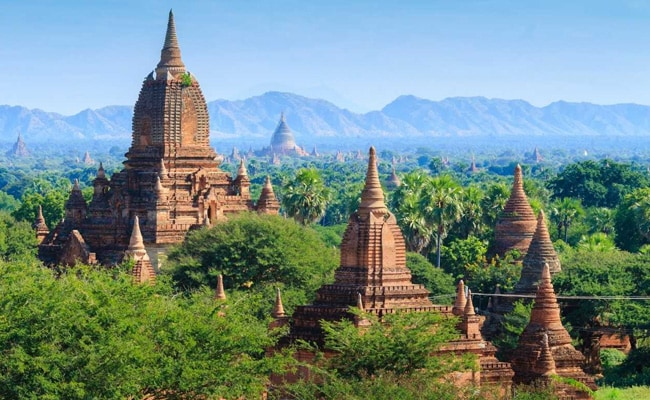 Porn Video Filmed At Holy Buddhist Site Sparks Outrage In Myanmar