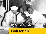 Video : नेहरू-पटेल संबंधों को लेकर रामचंद्र गुहा और एस जयशंकर आमने-सामने