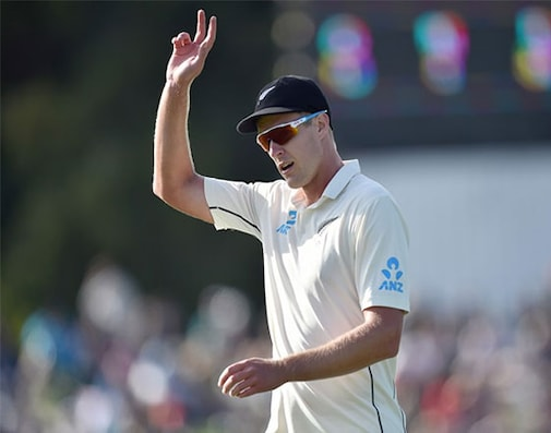 2nd Test: Jamieson's 5-Wicket Haul Puts New Zealand In Charge vs India