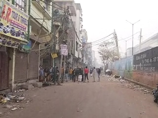 Video : Northeast Delhi Tense Day After 5 Killed In CAA Clashes Amid Trump Visit