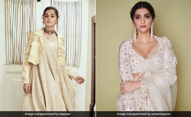 Sonam Kapoor ?Really Likes? Taapsee Pannu. See Their Twitter Exchange