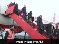 Second Batch Of Foreign Envoys Arrives In Jammu And Kashmir