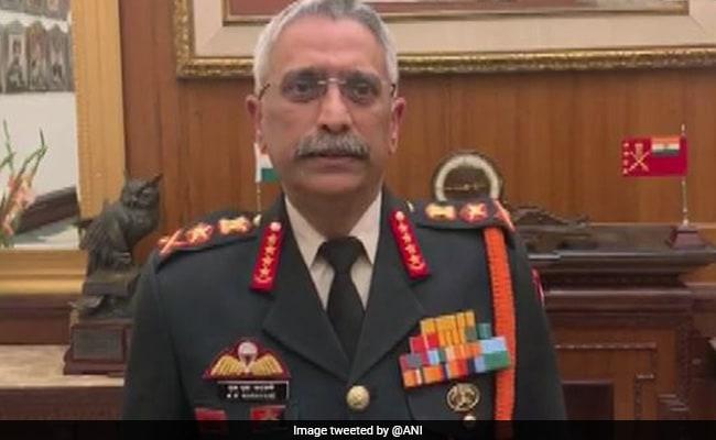 Amid Rising Tensions Along LAC In Ladakh, Army Chief Visits Leh