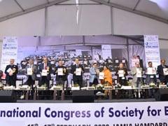 Jamia Hamdard Hosts Ethnopharmacology Congress
