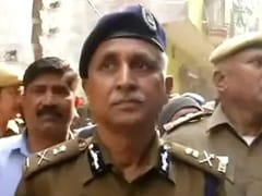 SN Srivastava Appointed Delhi Police Commissioner