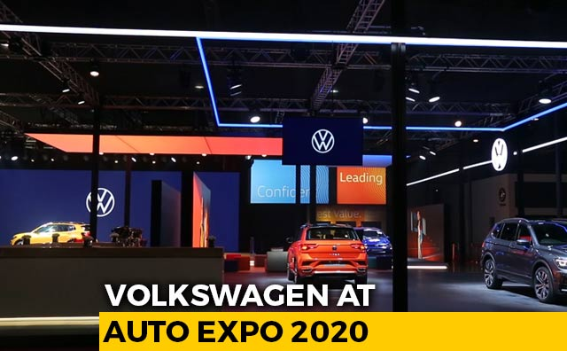 Video : Volkswagen Pavilion At 2020 Auto Expo
