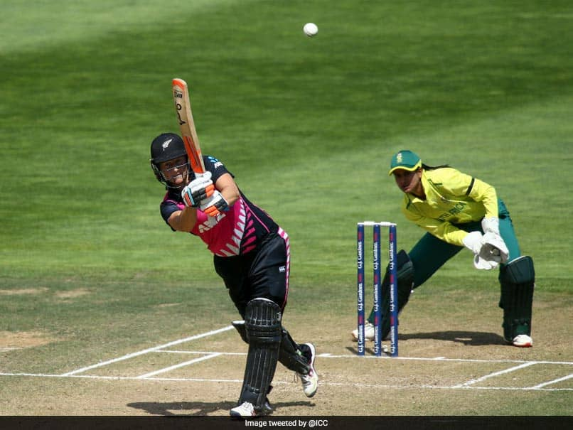 New Zealand Womens Captain First Cricketer To Achieve Incredible T20I Milestone