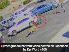 Deer Rushes Straight At Man, Knocks Him To The Ground In Shocking Video