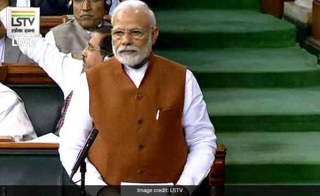 'Ram Janmabhoomi Would Still Be Under Dispute Had...' PM Taunts Congress