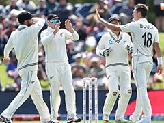 New Zealand vs India 2nd Test Day 1 Live Score: Prithvi Shaw Falls After Fifty, India Two Down