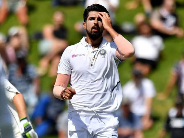 Ishant Sharma Doubtful For New Zealand vs India Second Test In Christchurch: Report