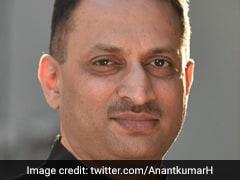 BJP Asks Anantkumar Hegde To Apologise For Gandhi Remarks: Sources