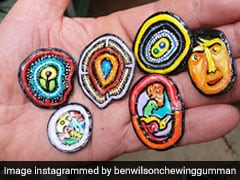 Viral Now: This London-Based Artist Turns Chewing Gums Spat On Roads Into Miniature Art