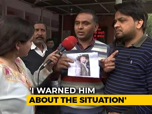 Video : Delhi Violence: Families Mourn Death Of Loved Ones