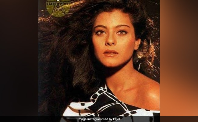 Kajol's Throwback Pic Proves That 'Classics Never Get Old'