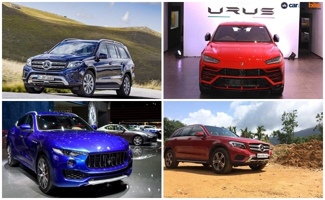 Exotic Cars Owned By New Age Bollywood Actors