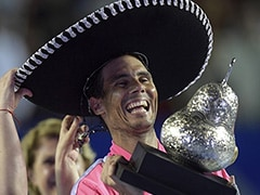 Rafael Nadal Outclasses Taylor Fritz To Clinch Acapulco Title