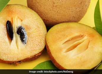Here Are Five Reasons To Include Sapota In Your Summer Fruit Bowl