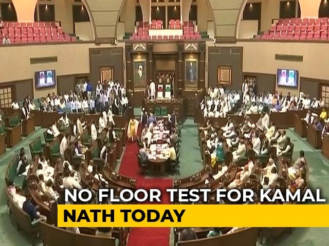 Video : Kamal Nath Gets 10-Day Break Over Coronavirus, BJP Goes To Supreme Court