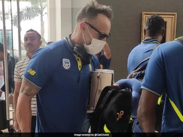 South Africa Check-In For Kolkata Stopover Amid Coronavirus Scare