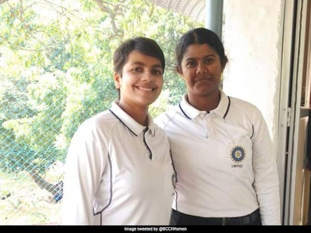 ICC Includes Two Indian Women Umpires In Its Panel