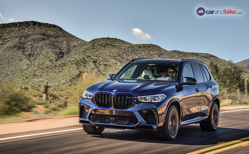 We expect the BMW X5 M to be launched in India this year itself, probably around the festive season