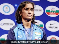 "Vinesh Phogat Says ""Worst Fear Has Come True"" After Tokyo Olympics Postponement"