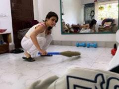 कार्तिक आर्यन ने मांजे बर्तन तो टीवी की नागिन ने बनाई Maggi, आमिर खान की ऑनस्क्रीन बेटी भी झाड़ू लगाती आईं नजर
