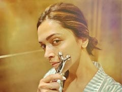 "Deepika Padukone's ""Productivity"" Continues: Wardrobe Done, Now Her Face"