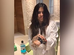 "Ekta Kapoor, Trolled For Wearing Jewellery During Safe Hands Challenge, Says ""Done The Drill"""