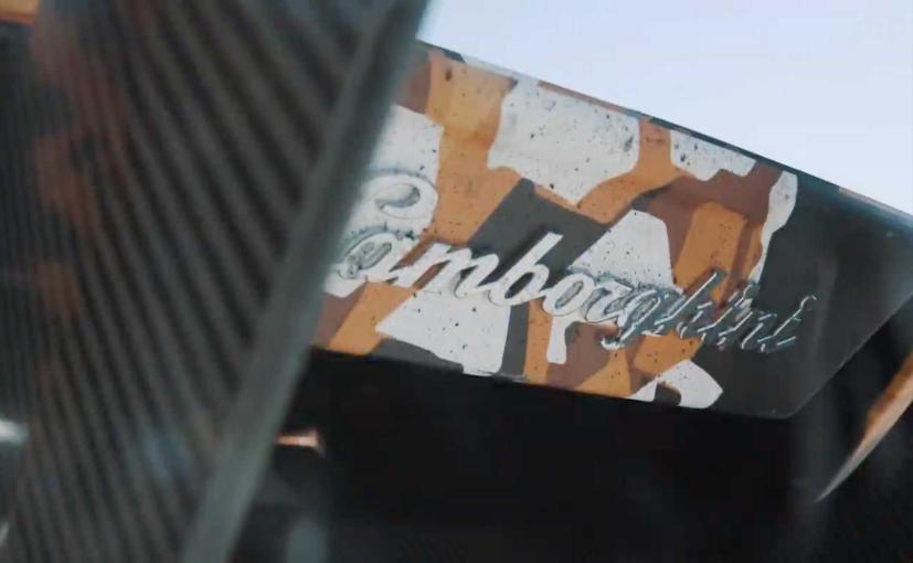 Lamborghini To Showcase A New Car On May 7