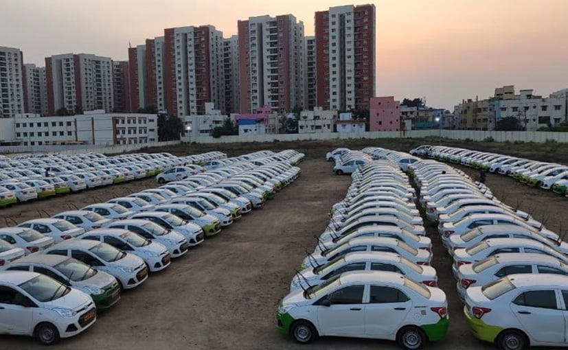 Ola Cabs has over 30,000 driver-partners as part of its leasing programme