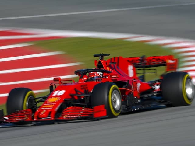 FIA Say They Could Not Prove Ferrari Engine Broke Rules
