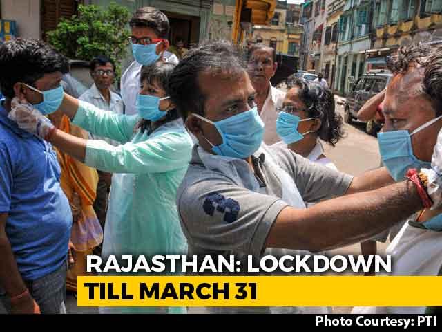 Video : Rajasthan Shuts Down Transport, Shops Till March 31 Over Coronavirus