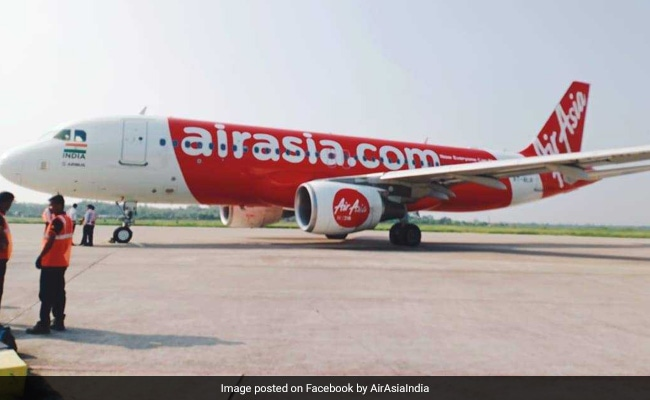Man Asked AirAsia Crew For 'Italian Smooch' Mid-Air, Stripped: Sources