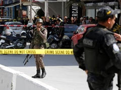Blast Targets US Embassy In Tunisia, Attacker Dead: Police