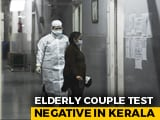 "Video : ""Brought Back To Life"": Kerala Couple, 93 And 88, Recover From COVID-19"