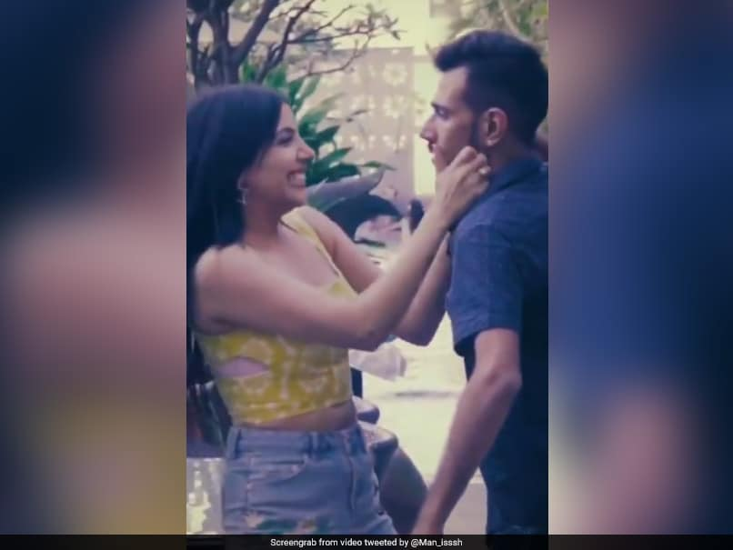 Watch: Yuzvendra Chahal Gets His Cheeks Pulled In TikTok Video
