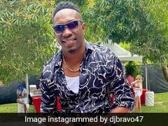 """We Not Giving Up"": Dwayne Bravo Releases New Song On COVID-19. Watch Video"