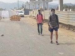 A Carpenter's 2,000-km Walk Home From Bengaluru, Across 4 States