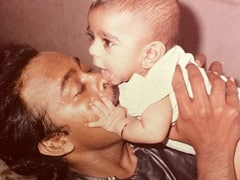 Pic Of Chiranjeevi And Baby Ram Charan Comes With A Story About <I>RRR</I> Actor's Birthday