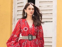 Aditi Rao Hydari Is Making Us Mad About Maxis This Spring