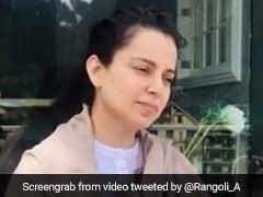 कंगना रनौत ने लॉकडाउन के बीच किए बड़े खुलासे, एक्ट्रेस की बहन ने शेयर किया Video