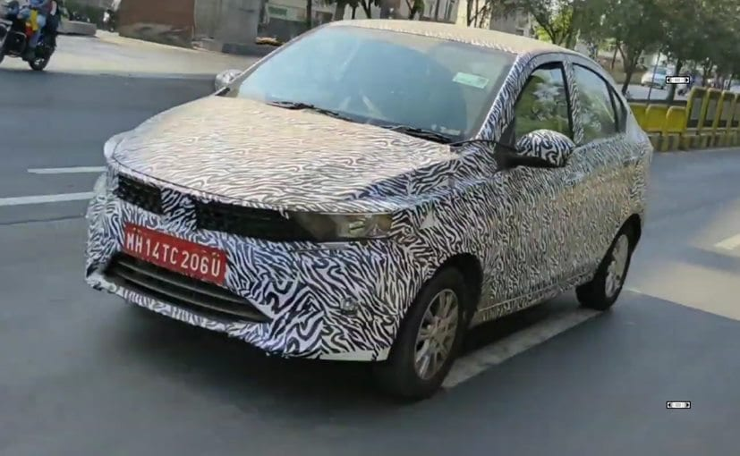 The Tata Tigor EV facelift is expected to look similar to the BS6 Tigor that was launched this year
