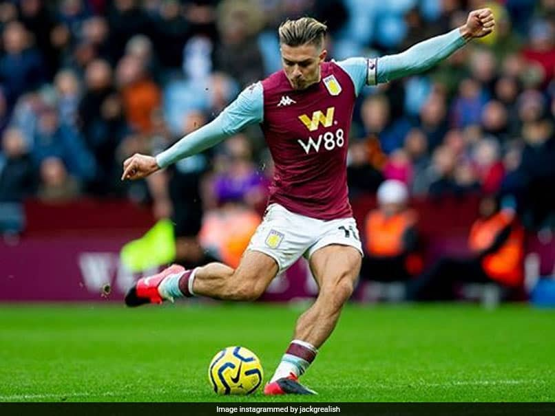 """Coronavirus: Jack Grealish """"Pictured At Crash Site"""" Hours After Asking Fans To Stay At Home"""