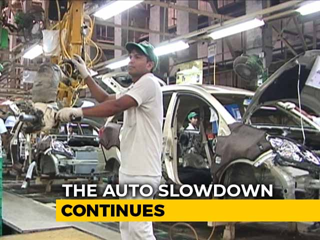 Video: Auto Sales Continue To Decline In February