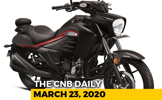 Video : 2020 Suzuki Intruder, Automakers Suspend Production, RE BS4 Stock Sold Out