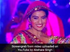 Bhojpuri Holi Song 2020: अक्षरा सिंह के भोजपुरी सॉन्ग 'होली के पुआ' ने मचाया धमाल, यूट्यूब पर Video की धूम
